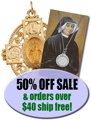 Discount Catholic items