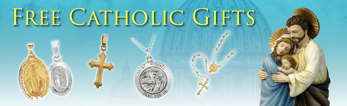 Free Catholic Gifts