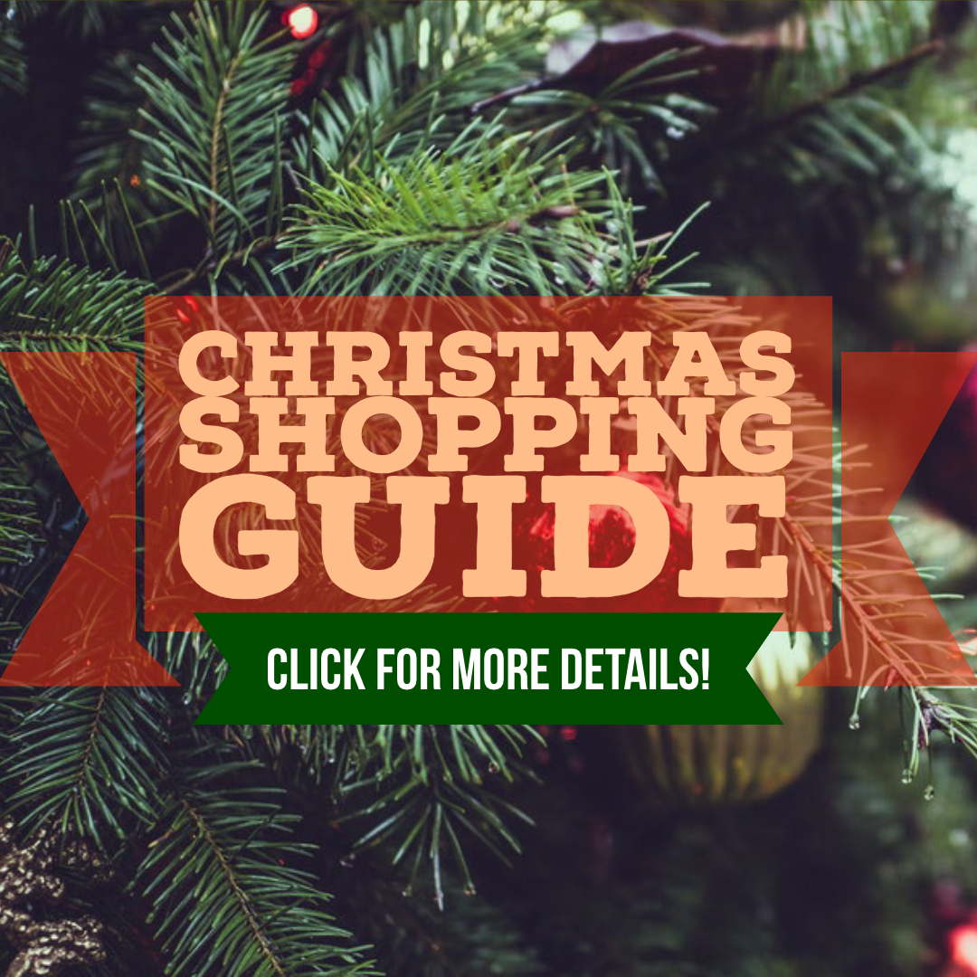 Christmas Shopping Guide