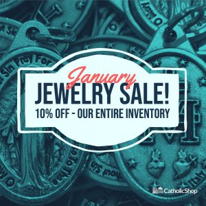 January Jewelry Sale!