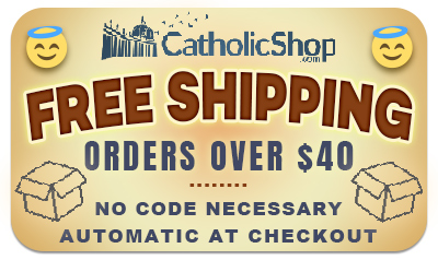 Bulk Discount Catholic Lapel Pins