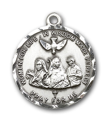 Sterling Silver 3-Doctors Pendant