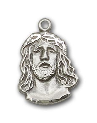 Sterling Silver Ecce Homo Pendant