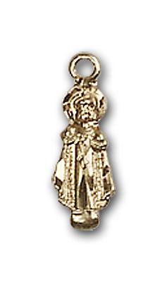 Gold-Filled Infant Pendant