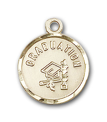 Gold-Filled Graduation Pendant