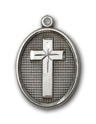 Sterling Silver Cross Pendant