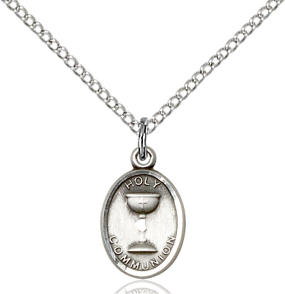 Sterling Silver Holy Communion Pendant