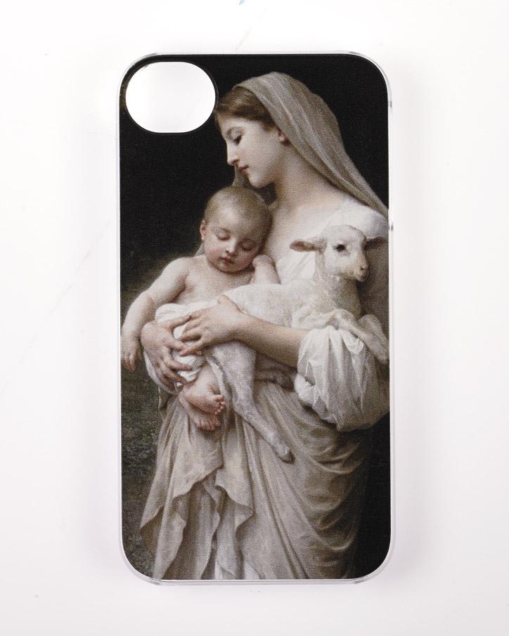 Iphone 5 Cover- Bouguerau L'Innocence