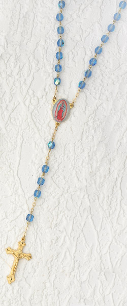 3-Pack - Chaplet of our Lady of Guadalupe (En Espanol)