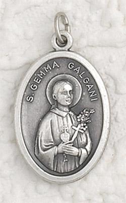 25-Pack - Pendant- St Gemma Galgani