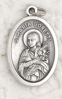 25-Pack - Pendant- St Maria Goretti