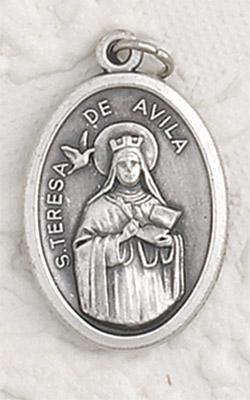 25-Pack - Pendant- St Teresa of Avilla