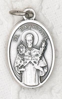 25-Pack - Oxidized Pendant- St Raymond