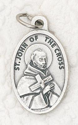 25-Pack - Oxidized Pendant-St John of the Cross