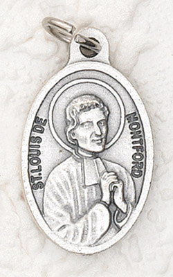 25-Pack - Oxidized Pendant-St Louis De Monford