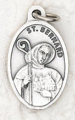 25-Pack - Oxidized Pendant-St Bernard