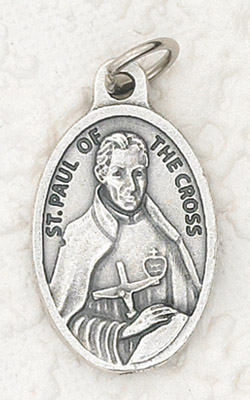 25-Pack - Oxidized Pendant-St Paul the Cross
