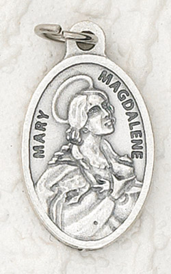 25-Pack - Oxidized Pendant-Mary Magdalene