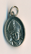 25-Pack - Pendant-Blessed John Paul II