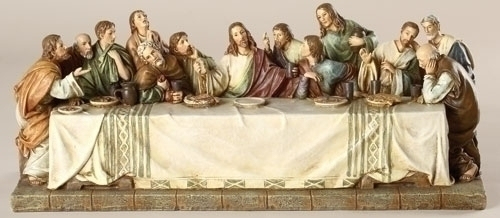4.5-inch Last Supper Figure