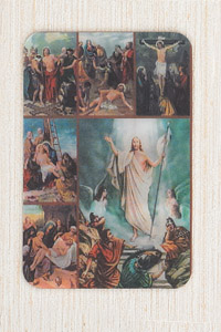 12-Pack - 3-D Card - Stations of the Cross