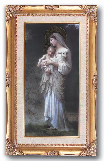 11X19 Divine Innocence Large Frame