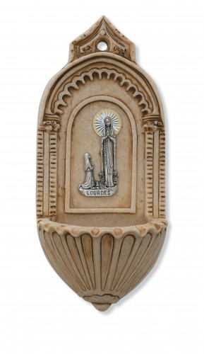Lourdes Water Font