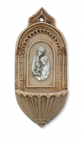 Holy Family Water Font