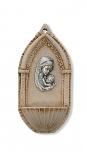 Mother & Child Water Font