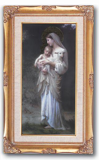 14X24 Divine Innocence Large Frame