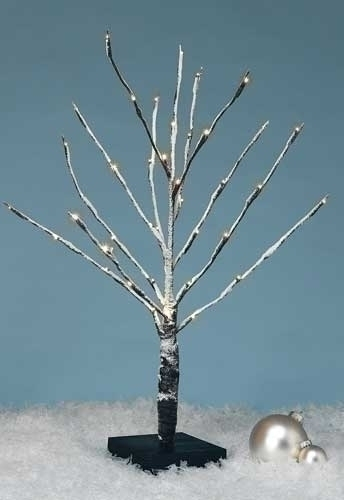24-inch LED Tree With 40L Warm Wht Lts