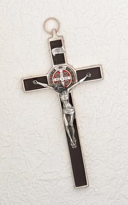8 inch Brown Enamel with Brown Enamel Pendant