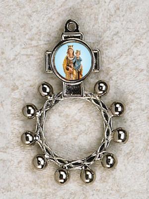 12-Pack - Mt Carmel Finger Rosary