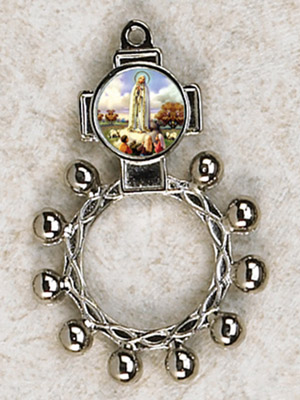 12-Pack - Lady of Fatima Finger Rosary