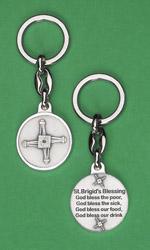 6-Pack - St Brigid's Cross Key Ring