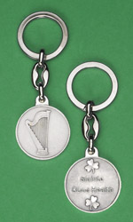 6-Pack - Good Health Key Ring