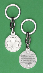 6-Pack - Happiness Key Ring