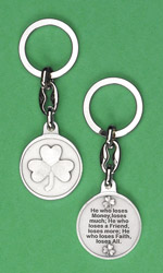 6-Pack - He Who Loses Key Ring