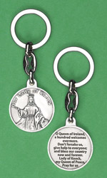 6-Pack - Lady of Knock Key Ring