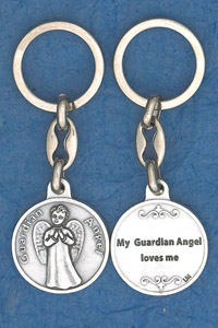 6-Pack - Keychain- My Guardian Angel
