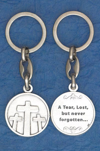 6-Pack - A Tear Lost Keyring