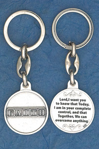 6-Pack - Keychain- Faith - Lord I Want You to Know