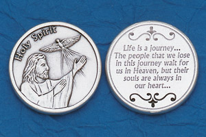 25-Pack - Religious Coin Token - Homecoming (Sympathy) for passing away of loved one