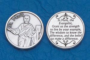 25-Pack - Religious Coin Token - St Mark