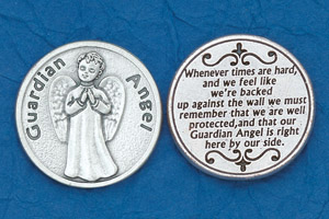 25-Pack - Guardian Angel- When times are hard