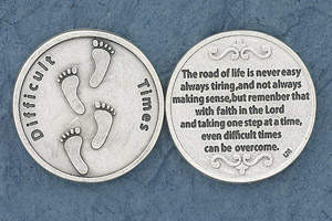 25-Pack - Difficult Times Coin