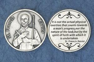 25-Pack - Religious Coin Token - St Francis Xavier