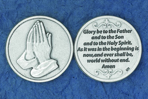 25-Pack - Religious Coin Token - The Gloria