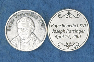 25-Pack - Pope Benedict XVI Coin