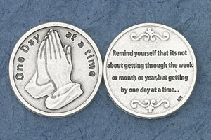25-Pack - One Day at a Time Coin